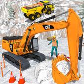 拆除挖掘机3D