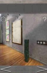 密室逃脱逃离美术馆图1