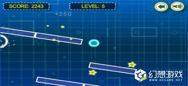 物理弹球滚球滚动大作战图1