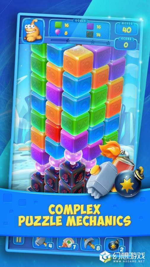 方块爆炸匹配图3