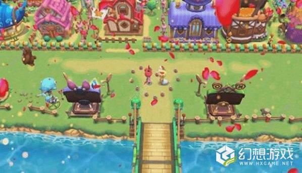 开放的小镇物语图2