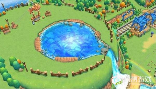 开放的小镇物语图1
