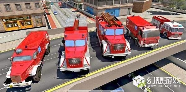 消防车模拟器2019图1