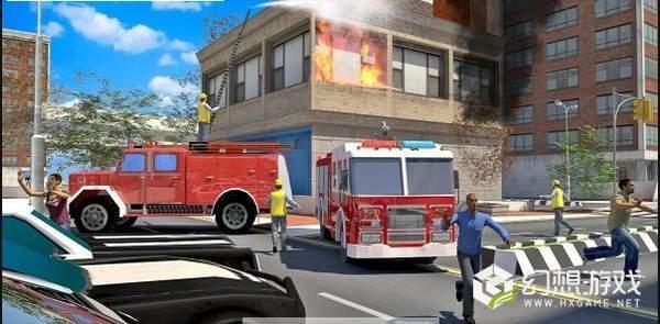 消防车模拟器2019图3