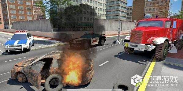 消防车模拟器2019图2