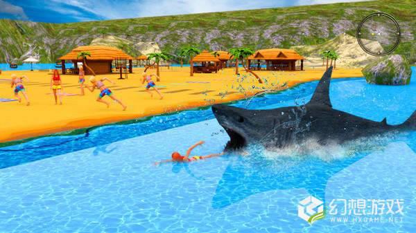 饥饿的鲨鱼袭击图4