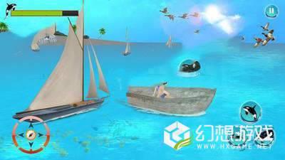灰鲸的3D模拟器图1