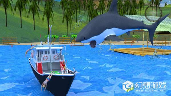 饥饿的鲨鱼袭击图3