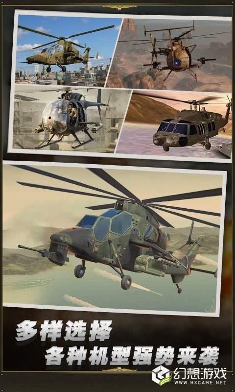 直升机迫降3D图3