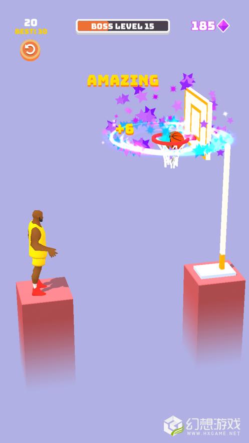 完美灌篮3D图2