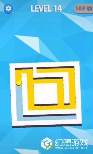球球迷宫图1