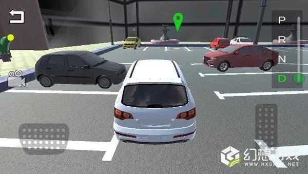 富豪停车场图1