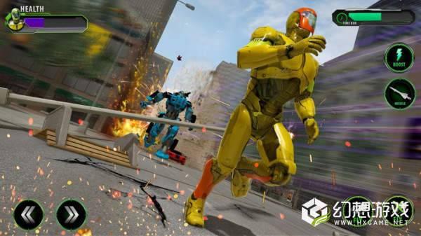 飞行汽车机器人图2