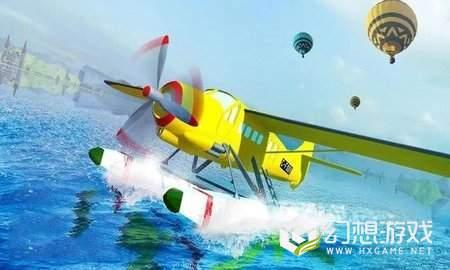 超能滑翔战机图3