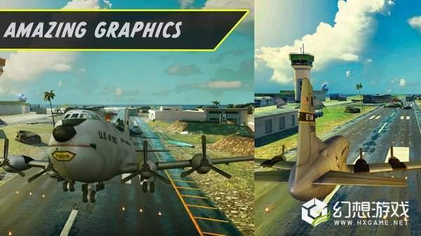 指挥官飞机着陆图4