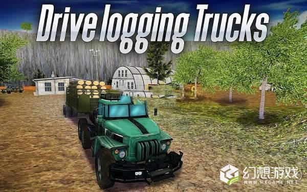记录卡车驾驶模拟器图1