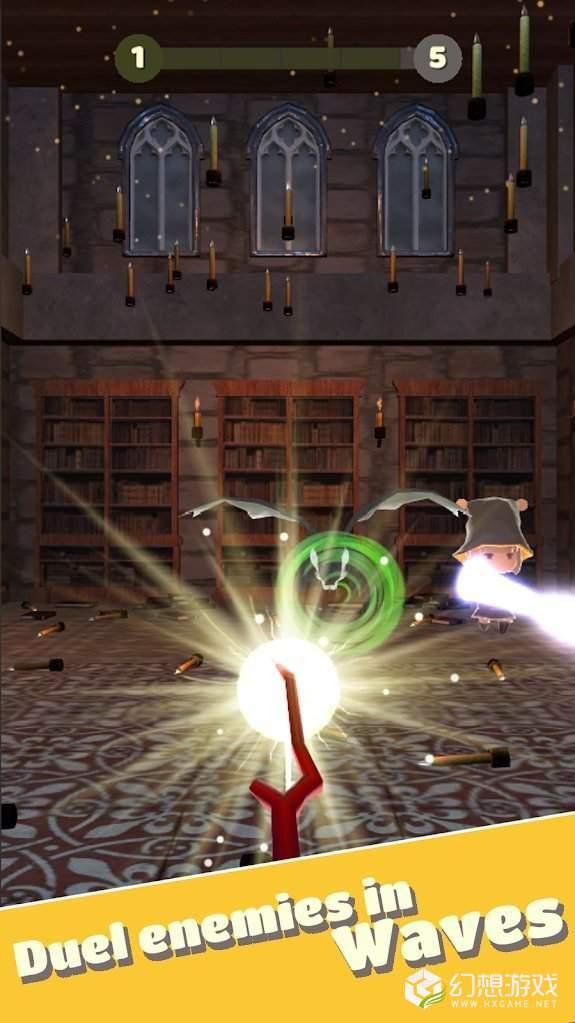魔杖决斗图3