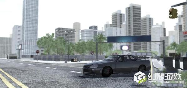真实漂移赛车模拟器图1