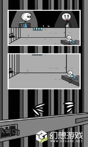 火柴人汤姆越狱解谜图2