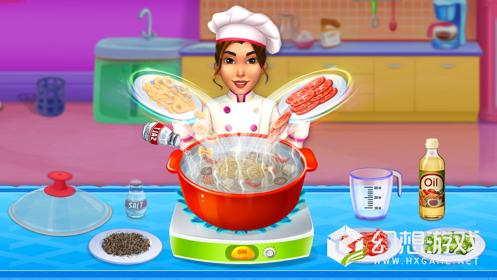 意大利面烹饪嘉年华美食图2