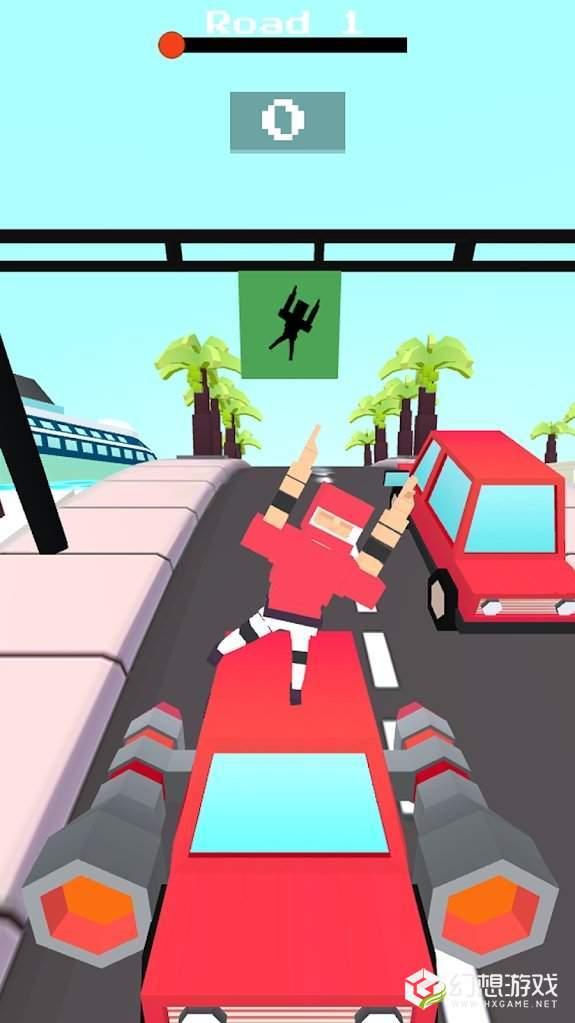 嘻哈赛跑者3D图3