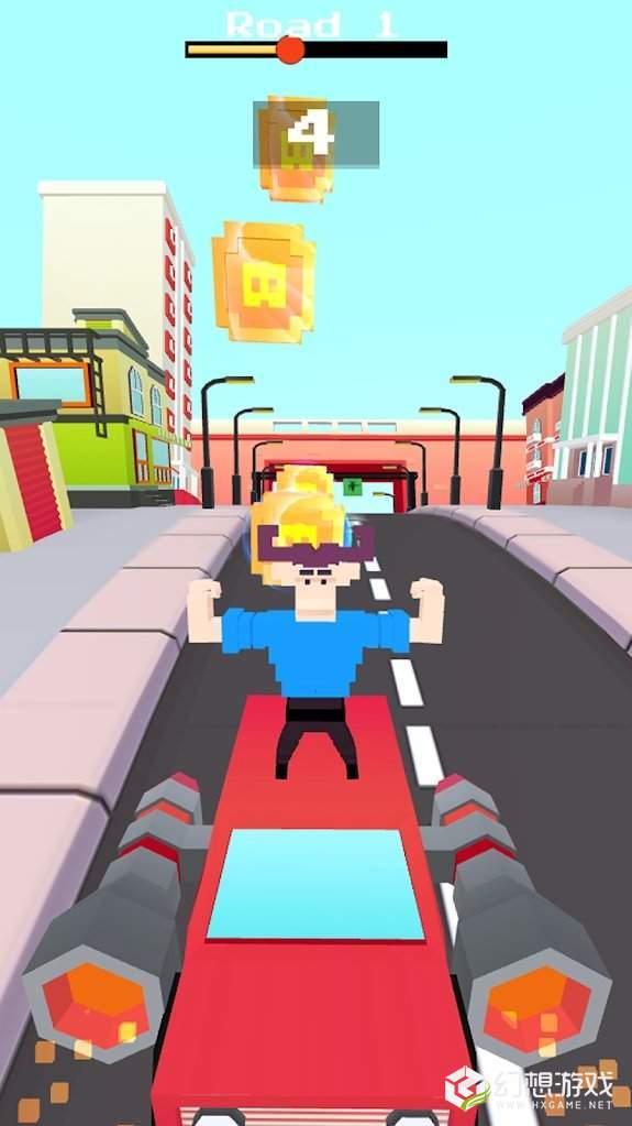嘻哈赛跑者3D图1