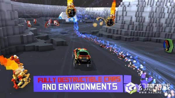 大屠杀汽车格斗竞技图1