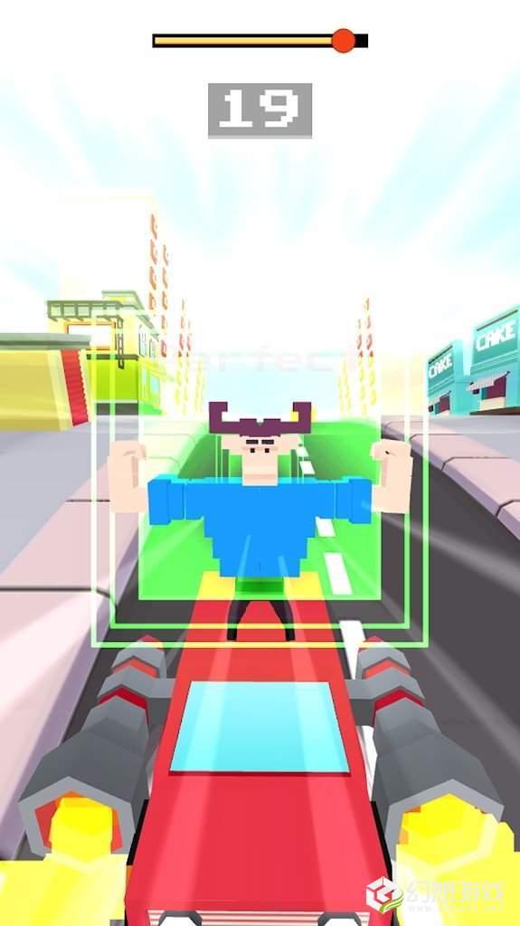 嘻哈赛跑者3D图2