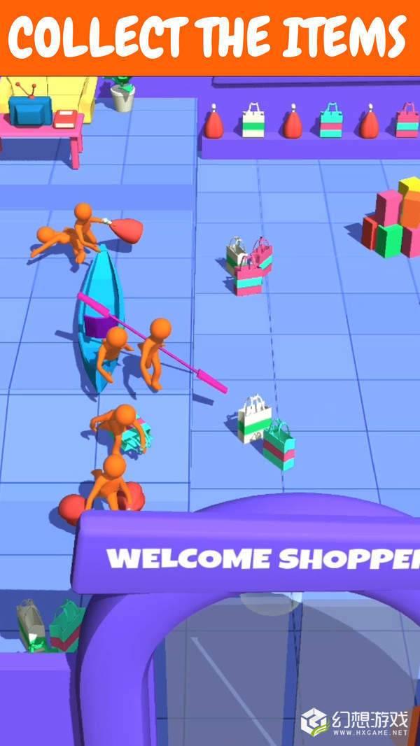 人类疯狂购物图1