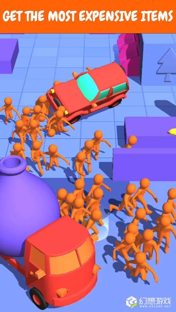人类疯狂购物图2
