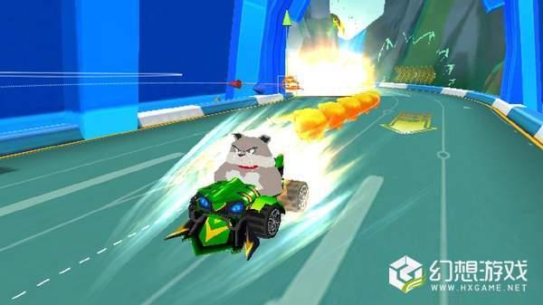 猫汤姆速度卡丁车图1