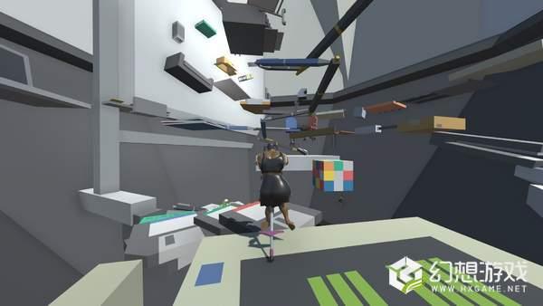 弹跳杆模拟器图1