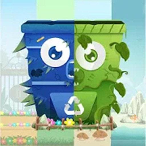 迷宫垃圾分类作战