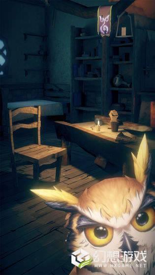 猫头鹰与灯塔图1
