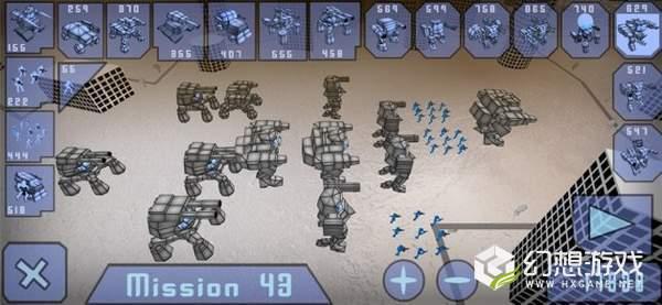 火柴人机甲战争模拟器图1