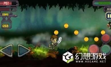 杰克冒险跳台与战斗探索图3