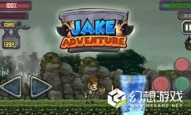 杰克冒险跳台与战斗探索图2