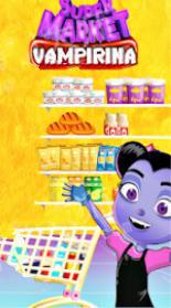 超市吸血鬼图1