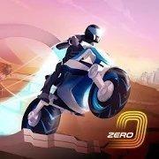 流线型摩托竞速