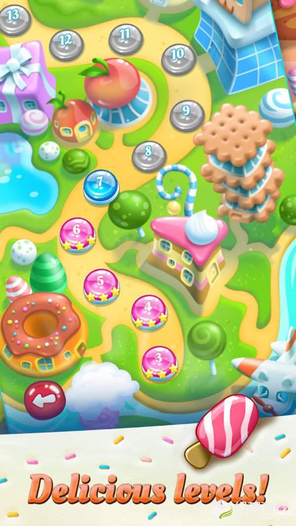 彩虹猫糖果比赛图1