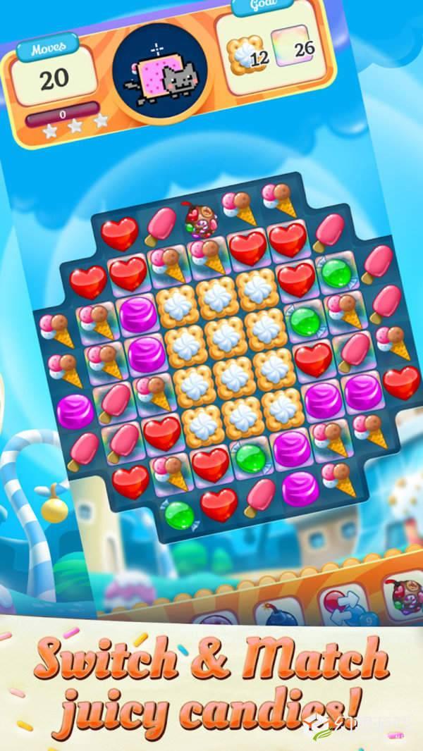 彩虹猫糖果比赛图3