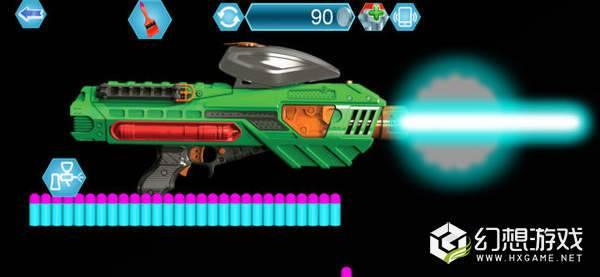 激光玩具枪图3