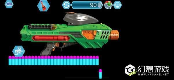 激光玩具枪图1