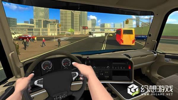 巴士模拟驾驶员19图1