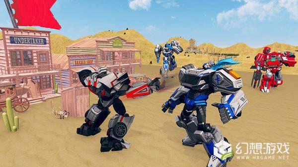 未来机器人全面战争模拟图2