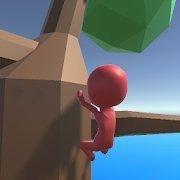 橡皮人爬树3D