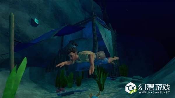 木筏深海探险图1
