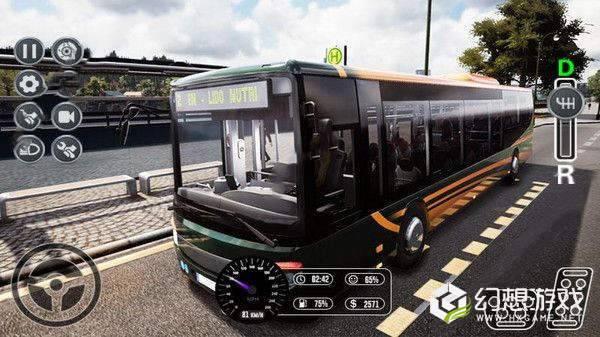 欧洲乘客巴士运输图3