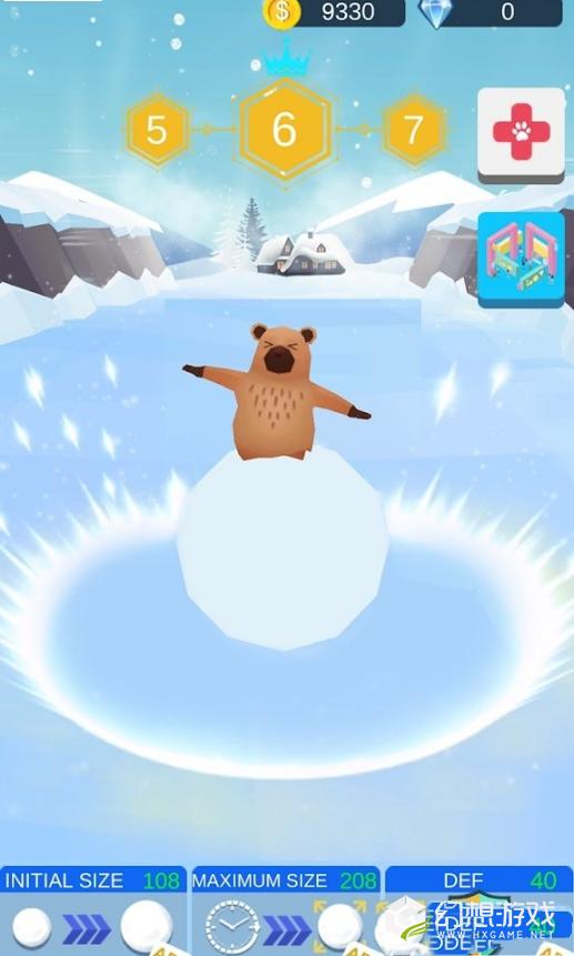 滚雪球图4