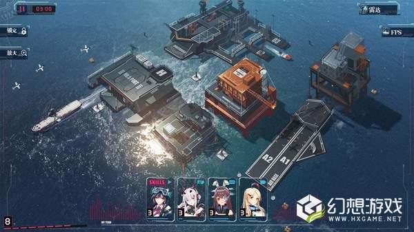 海岸线:战舰养成计划(测试服)图3